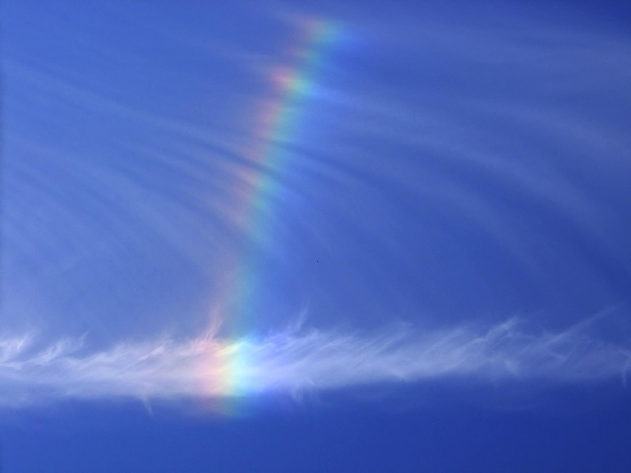 rainbows by s sharonlu sheridan osf peace u0026 good